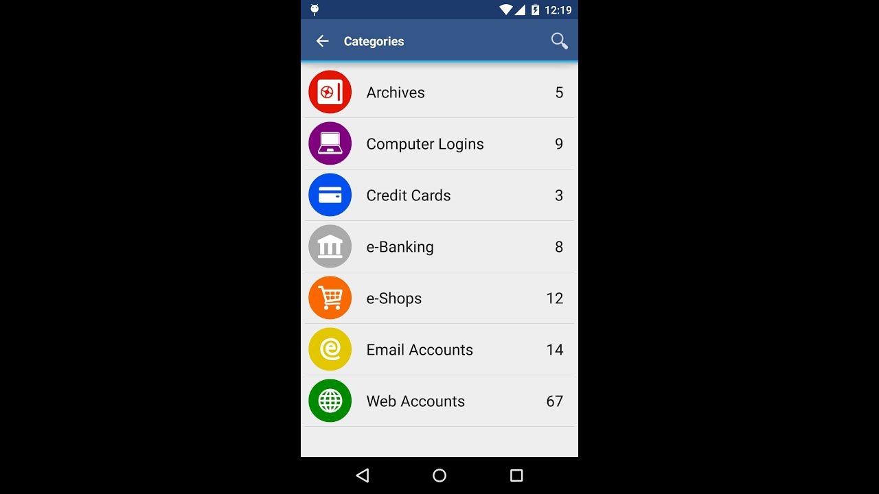 10 best password manager apps for Android! - Android Authority