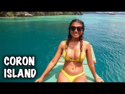 CORON ISLANDS PHILIPPINES (YOU NEED TO WATCH THIS!)