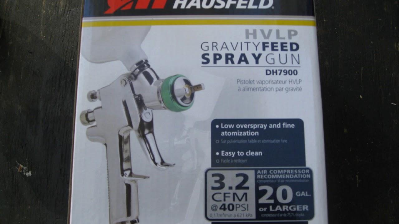 Campbell Hausfeld Hvlp Turbine