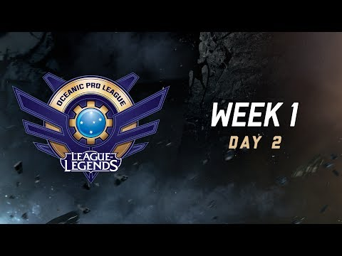 Thumbnail: OPL Split 2 2017 - Week 1 Day 2: LGC vs. SIN | AV vs. TM