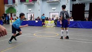 Publication Date: 2018-03-25 | Video Title: 聖安當 VS 樂華天主教 2 比 1觀塘瑪利諾中學三人足球賽