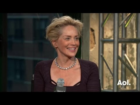 Sharon Stone discusses producing, politics and secret agents in Hollywood