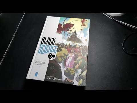 Black Science Premiere Hardcover Volume 2 Overview