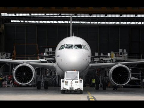 The A320 story continues: A320neo production #Airbus