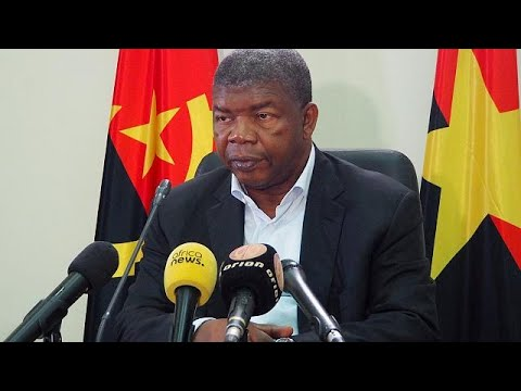 Angola : João Lourenço élu à 61%