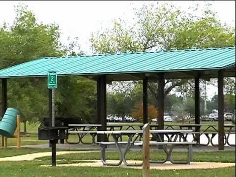 Community Park in Missouri City, Texas