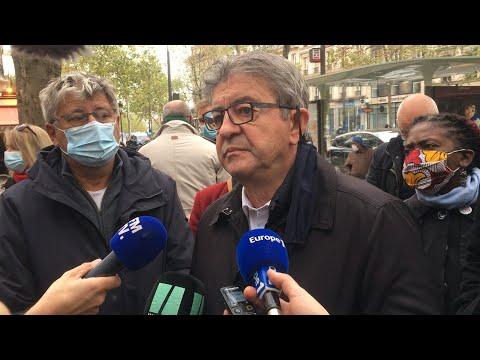 Conflans : la riposte du peuple de France, c'est l'unité