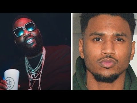 Will LEAN ABUSE SPELL The END OF Rick Ross?!? Trey Songz HEADED TO JAIL?! Details Inside!