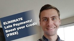 How to Remove Late Payments from your Credit (for free) | Quest to 800 Credit