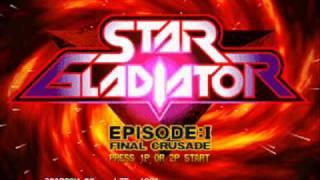 Star Gladiator OST 3 - Neo Tokyo Downtown