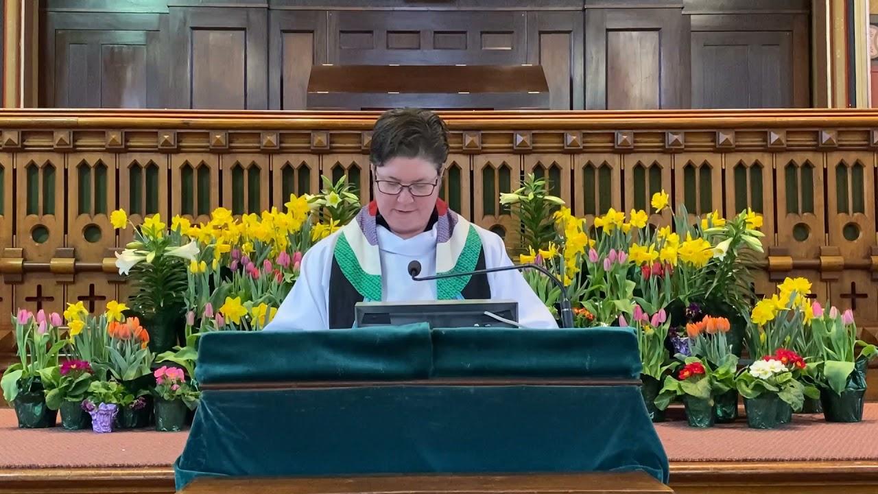 Stunned & Afraid | First Parish Sermon 4.4.21