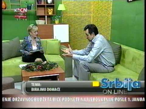 moja srbija birajmo doma e tv kopernikus serbia online aneta farago i milan risti youtube. Black Bedroom Furniture Sets. Home Design Ideas