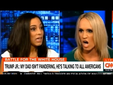 "Scottie Nell Hughes and Angela Rye ""Heated"" Arguments COMPILATION - Vicious!"
