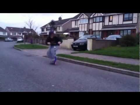 James O Sullivan 2012 scoot edit