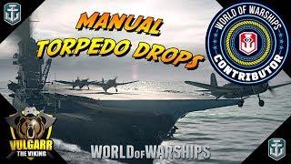 Світ бойових кораблів - керівництво Торпедо крапель