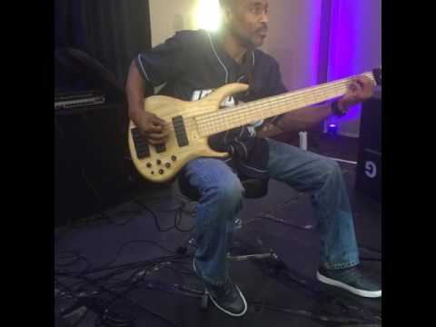 Bassist Joel Smith in practice 2016 RARE FOOTAGE PART 4!!!!