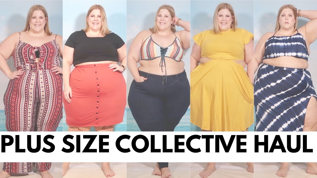 442d3738ef Plus Size Collective Haul Featuring Beach Wear