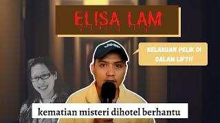Elisa Lam Misteri Kematian Dihotel Berhantu Youtube