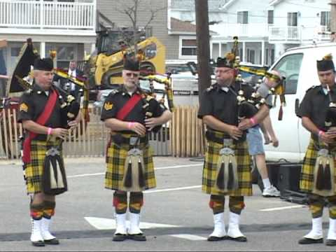 Seaside Heights,nj Fire Department 100th Anniversary Parade & Celebration