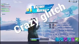 Fortnite New Crazy Glitch