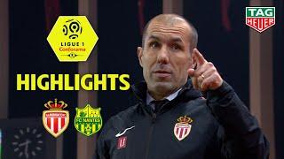 AS Monaco - FC Nantes ( 1-0 ) - Highlights - (ASM - FCN) / 2018-19