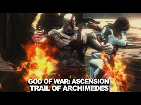 God of War: Ascension - How to Beat the Trial of Archimedes