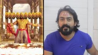 Karthik Jayaram as Ravan - Siya Ke Ram
