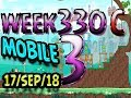 Angry Birds Friends Tournament Level 3 Week 330-C  MOBILE Highscore POWER-UP walkthrough