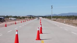 Inauguran nuevo libramiento de Ciudad Obregón