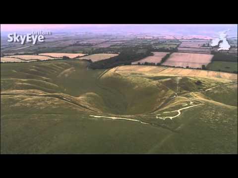 Uffington White Horse & Castle