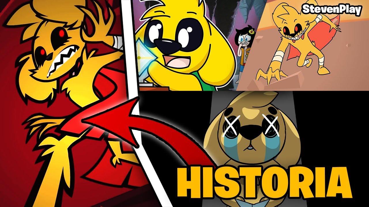 🎃 ¡LA HISTORIA COMPLETA DE MIKECRACK.EXE! 🐶⭐️ ¡LA CRONOLOGÍA DE MIKE VS MIKE.EXE! ⚡️⏰ HASTA #TENTEN