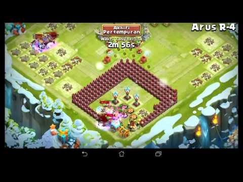 #48 Castle Clash : HBM R Without Hero Premium