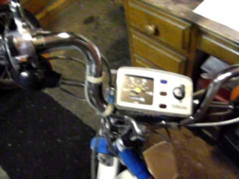 Yamaha QT50 avi Ebay item 170577622930