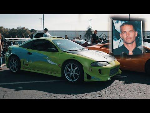 For Paul - Paul Walker Memorial Car Meet 2016