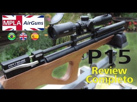 Artemis P15 - Review Completo