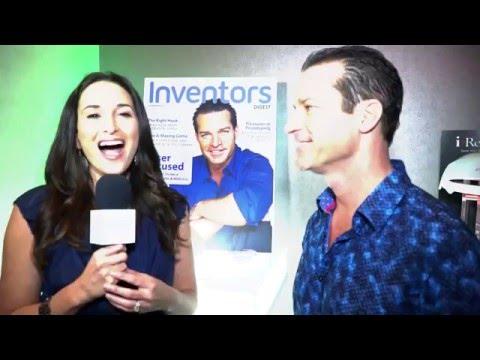 iRestore Laser Hair Growth System celebrity highlight reel- Golden Globes