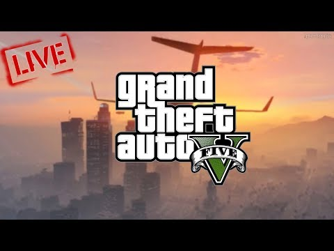 ?LIVE STREAM - Grand Theft Auto V #Paytm On Screen BC xD thumbnail