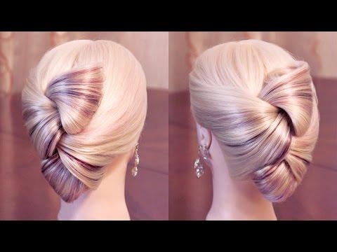 Hairstyle - Причёска в классическом стиле - Hairstyles by REM