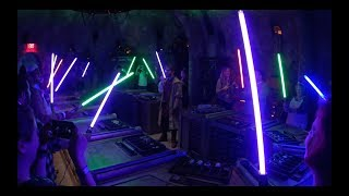 Savi39s Lightsaber Shop FULL EXPERIENCE 4K UHD Star Wars Galaxy39s Edge Disneyland