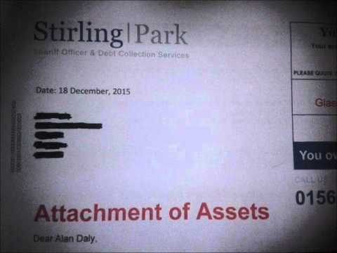 STIRLING PARK = Attachment of assets PART 1 LOL LOL. must watch people