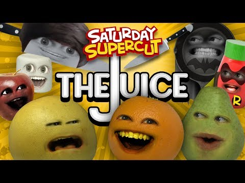 The Juice [Annoying Orange Saturday Supercut]
