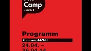 PM-Camp 2014 in Zürich