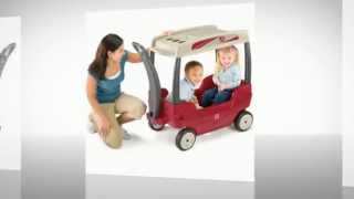 Childrens Ride On | Step 2 Canopy Wagon