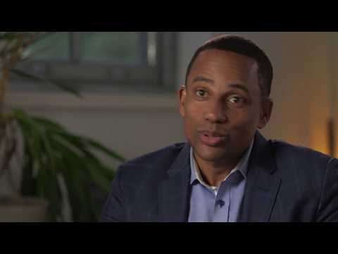 Interview With Hill Harper