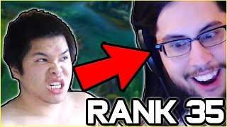 IMAQTPIE RANK 35, WILL I BEAT HIM TODAY? - Actually GOING for RANK 1 - Ep. 100 | League of Legends