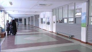 Арктический холод внёс коррективы в расписание уроков Школы №45 в Ленинском районе Новосибирска