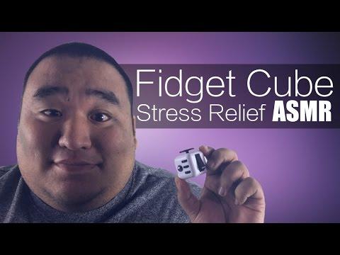 [ASMR] Fidget Cube   MattyTingles