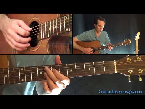 Baby, I Love Your Way Guitar Lesson - Peter Frampton