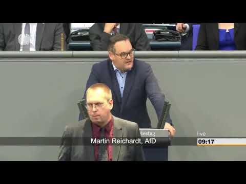 Martin Reichardt(AfD): Das ist Linke...
