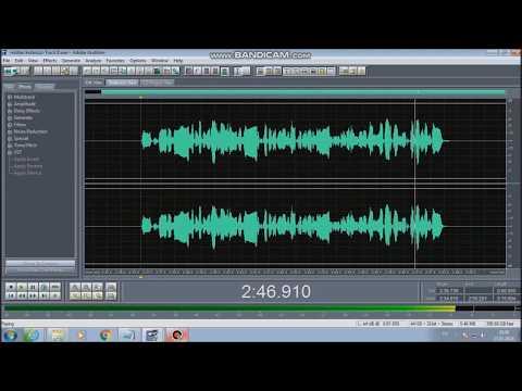 Adobe Audition AUTOTUNE Kurulumu Türkçe HIZLI VE BASİT ANLATIM ( KOTANZ)